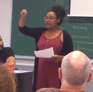 Discusión sobre Feminismo Socialista en el Comité Ejecutivo Internacional del CIT