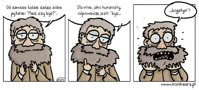 Byc, czyli miec