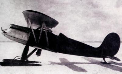 Первый прототип И-3