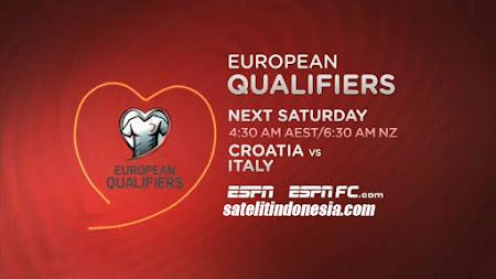 siaran tv Kualifikasi Piala Eropa 2016 Perancis