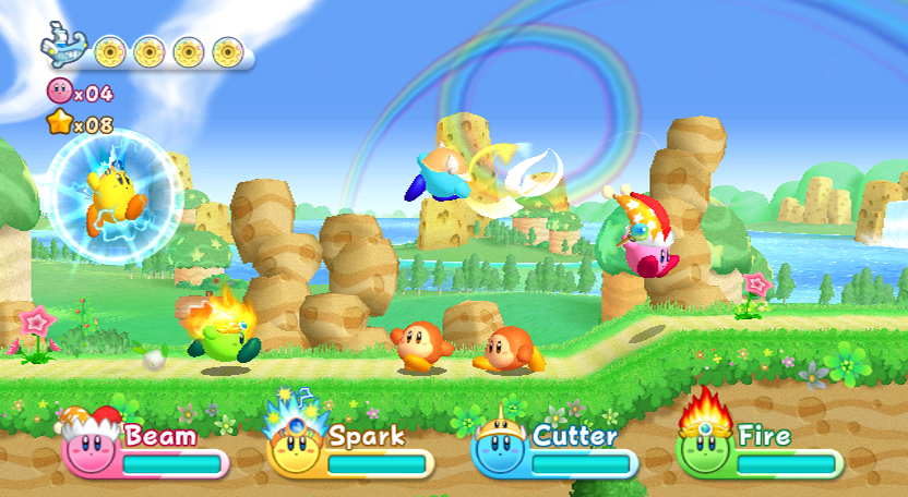 Rolling Dango 10 Great Co Op Wii Games For Kids