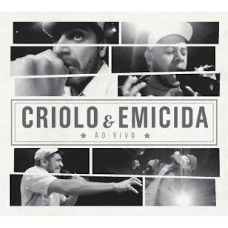 Baixar CD criolo e emicida ao vivo album Criolo e Emicida   Ao Vivo (2013)