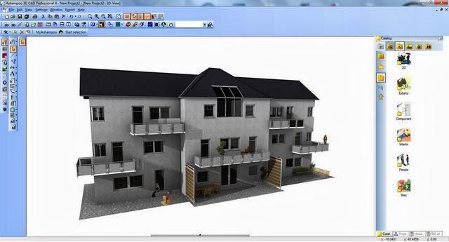 Ashampoo 3D Cad Architecture 4 Keygen Idm