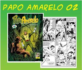 Revista Papo Amarelo 02 - HQ