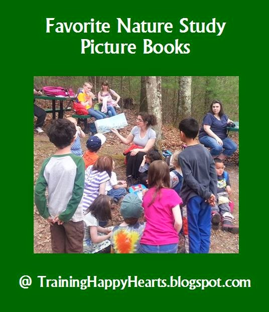 http://traininghappyhearts.blogspot.com/2014/06/recommended-nature-and-habit-books.html