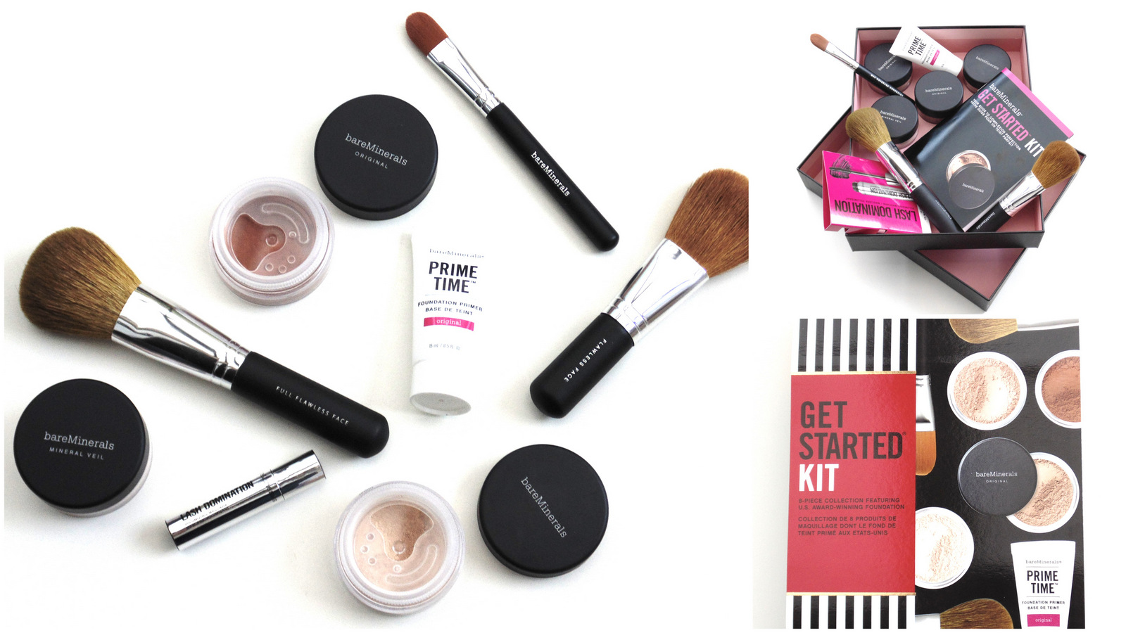 Review Bare Minerals Get Started Kit Of Beauty And Nothingness By