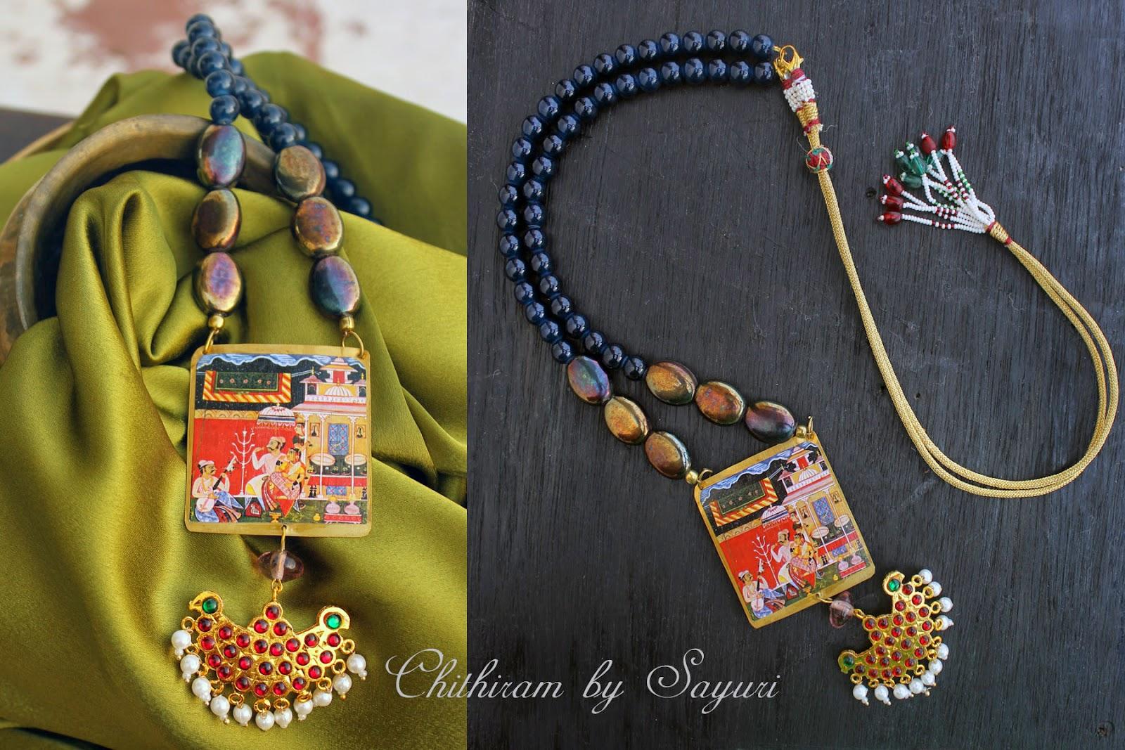 Jewelry inspired by #Hindustani music