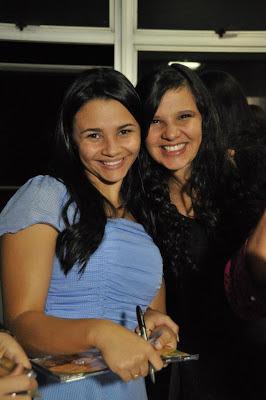 Francielle Miranda e Bianca Sayasy