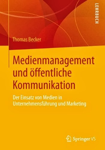Lehrbuch Medienmanagement