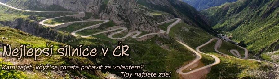 Nejlepší silnice v ČR