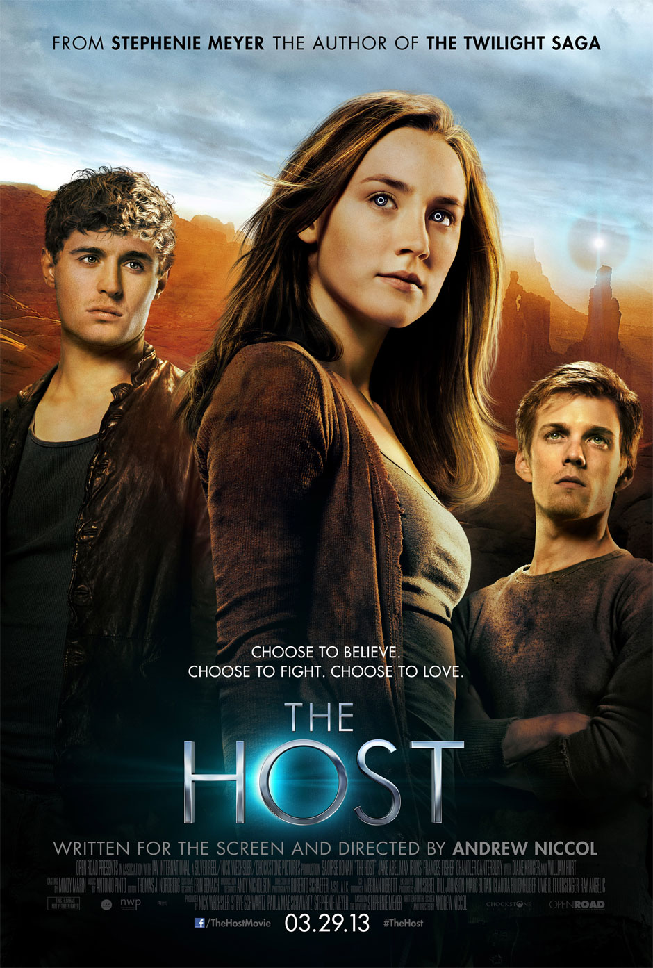 The Host [2013] [HDrip] [Sub Español] [1 Link]