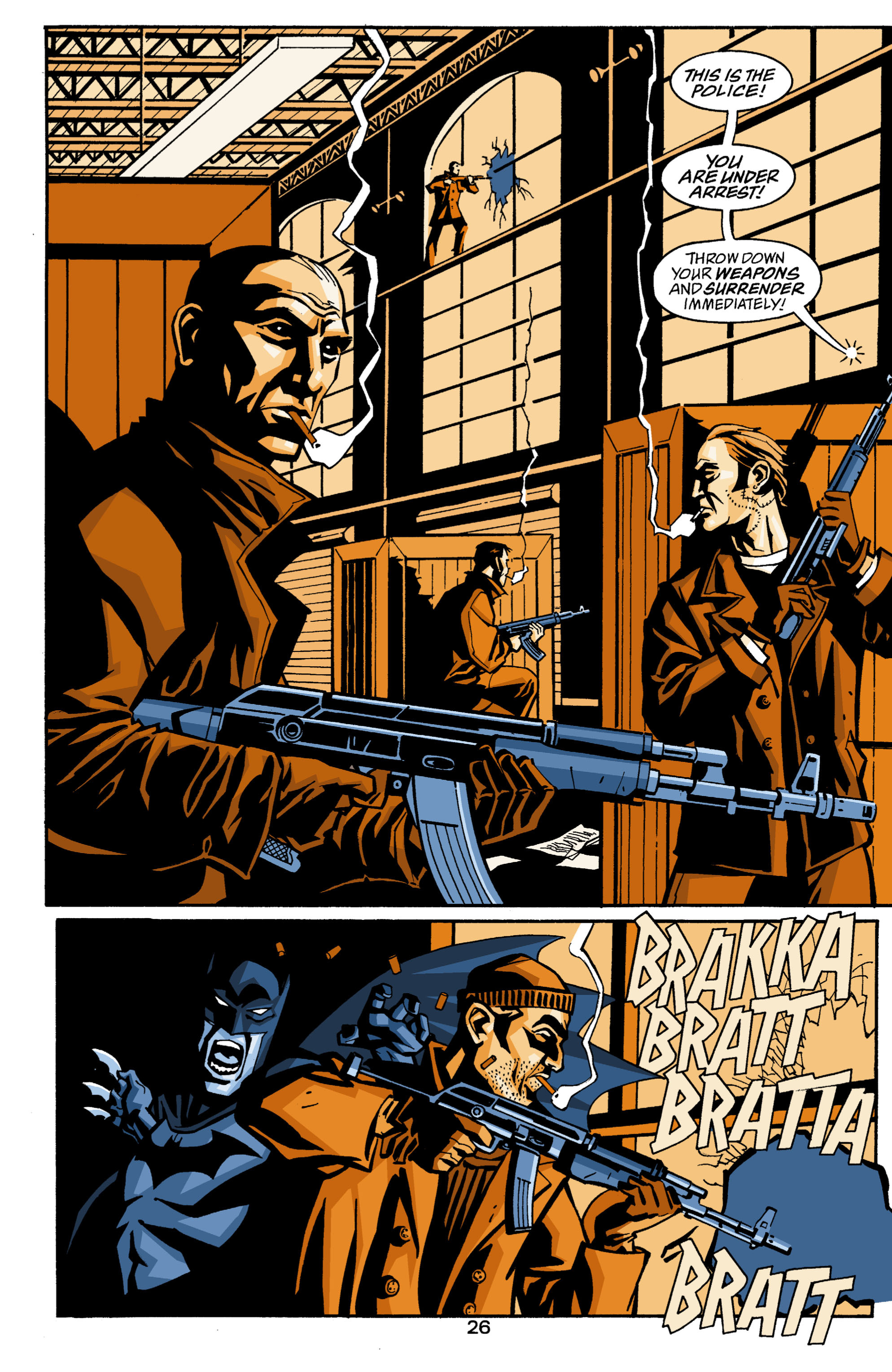 Detective Comics (1937) Issue #742 Page 27
