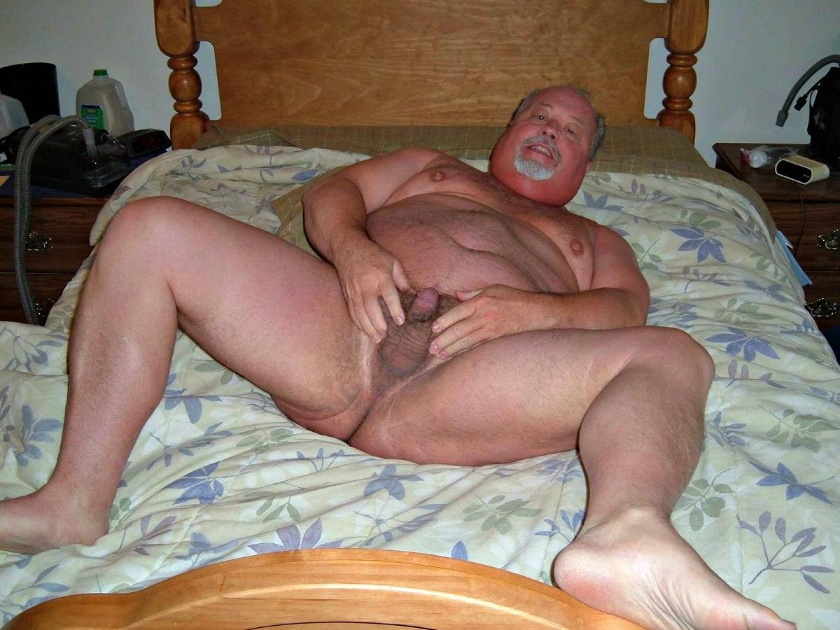 Gay Mature Chub Daddy Bear