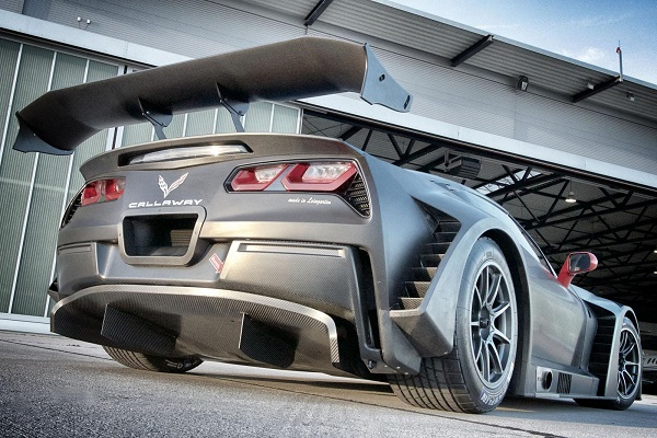 Callaway Competition Corvette C7 GT3-R