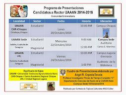Programa Presentaciones