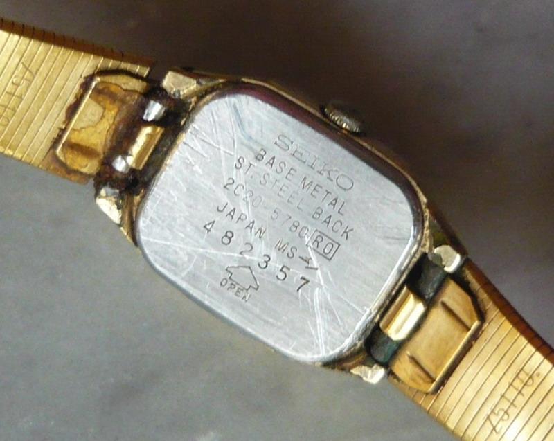 antikpraveda.blogspot.com: Jam tangan Perempuan lapis emas