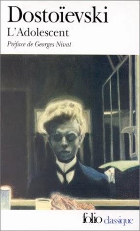 L'adolescent - Dostoïevski