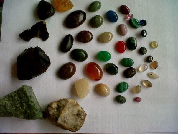 Batu Akik kolksiku