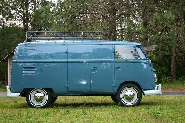 1959 vw t1 double door panel auto restorationice. Black Bedroom Furniture Sets. Home Design Ideas