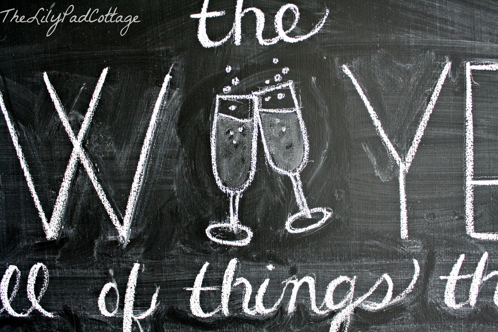 10 chalkboard tips and tricks - Chalkboard Designs Ideas