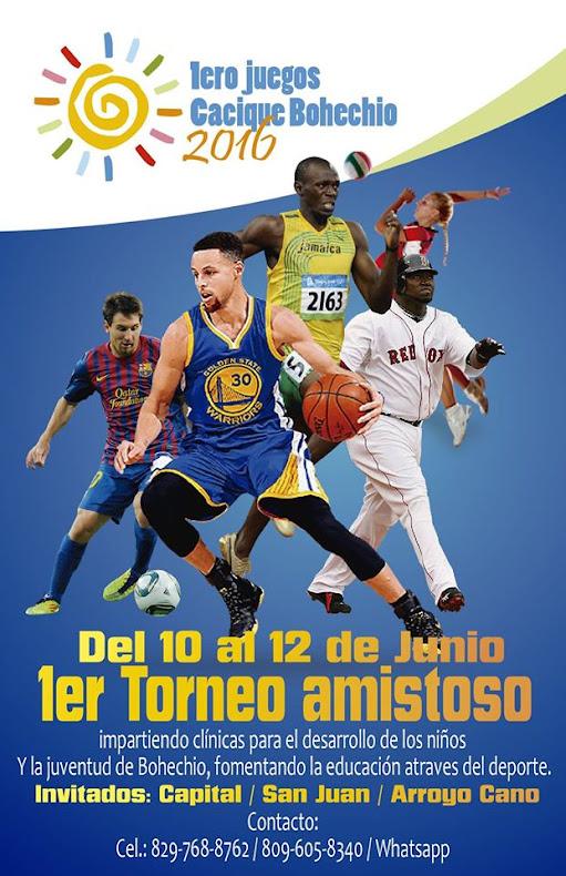 Torneo 10-12 de junio Fiestas Patronales 2016