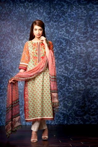 Zeen Eid Collection 2014