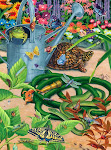 Garden Creepers 200 Piece Puzzle