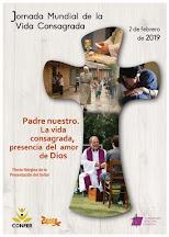 2 DE FEBRERO: JORNADA DE LA VIDA CONTEMPLATIVA