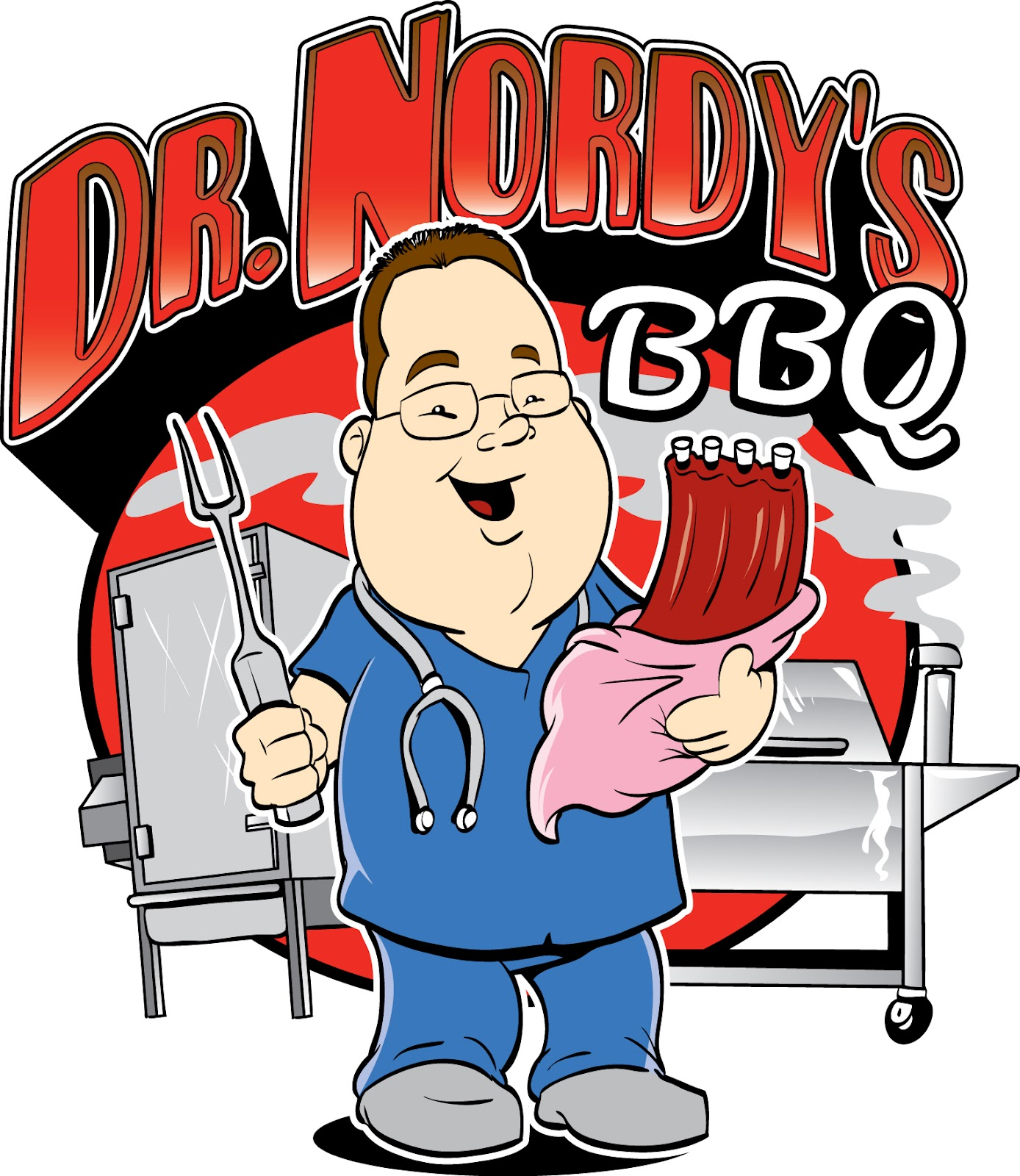 ... competition for Dr. Nordy's BBQ team was March 23-24 at the Sams Club