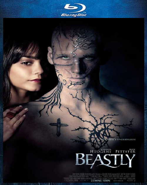 Beastly (2011) BRRip 480p Español Latino