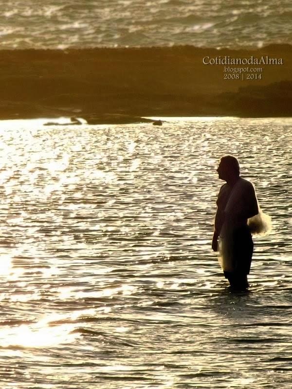 Avaliação e Auto-ajuda de pescador e seu modo de viver e ver.