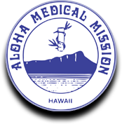 Aloha Medical Mission Logo