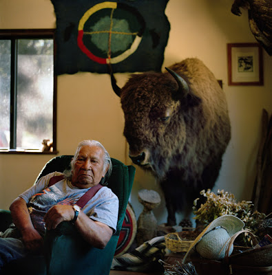 """Charlie """"Red Hawk"""" Thom is a medicine man and ceremonial leader. He says that English goes in one ear and out the other: it never touches the heart. Karuk, he says, begins in the heart and moves to the mind. To say you love something, you say ick-ship-eee-mihni. """"This is serious,"""" he says. """"If you tell a woman eee-mihni then, well, you'd better be ready to marry her."""""""