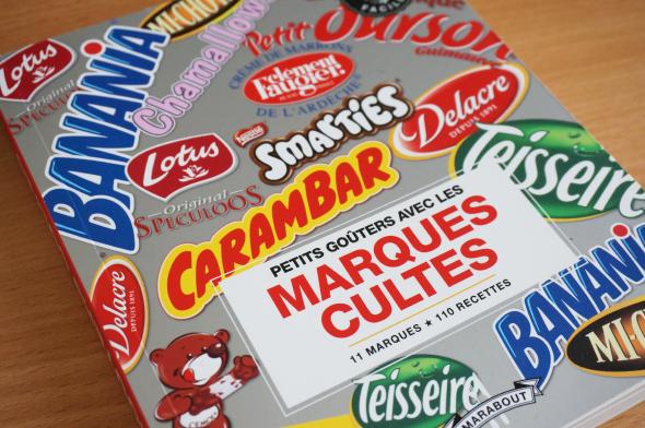 Le livre de recettes base de bonbons et autres sucreries - Livre cuisine marque culte ...