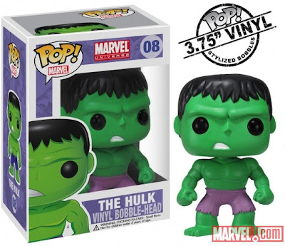Hulk Funko Marvel Bobble-Head