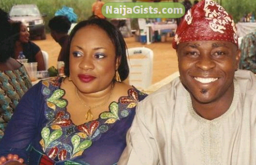 kayode salako divorce wife