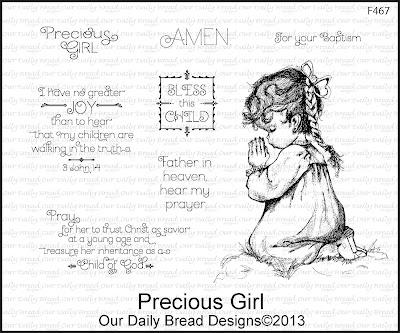 """ODBD """"Precious Girl"""""""