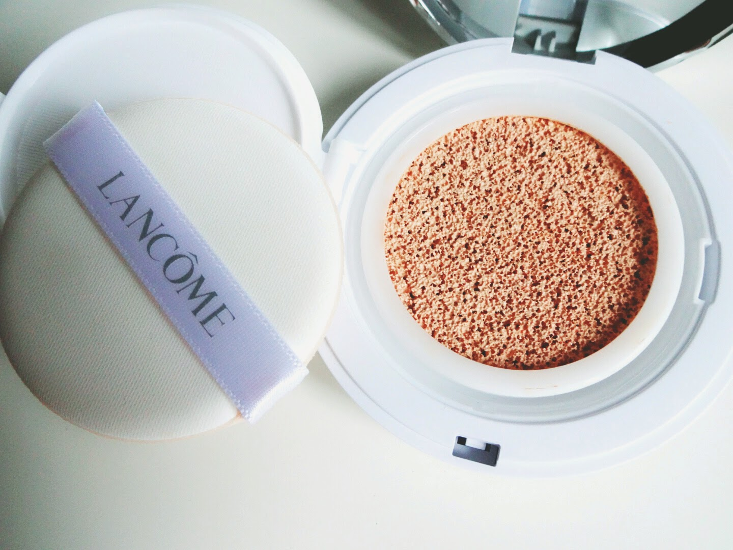 lancome miracle cushion fondotinta opinioni recensioni review