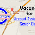 Vacancy for Account Assistant / Senior Clerk at Suzhan Resources Sdn Bhd - August 2015