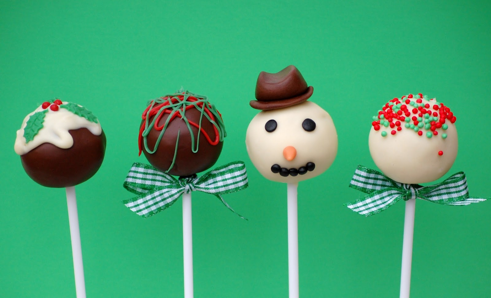 Christmas Cake Pop Ideas myideasbedroom.com
