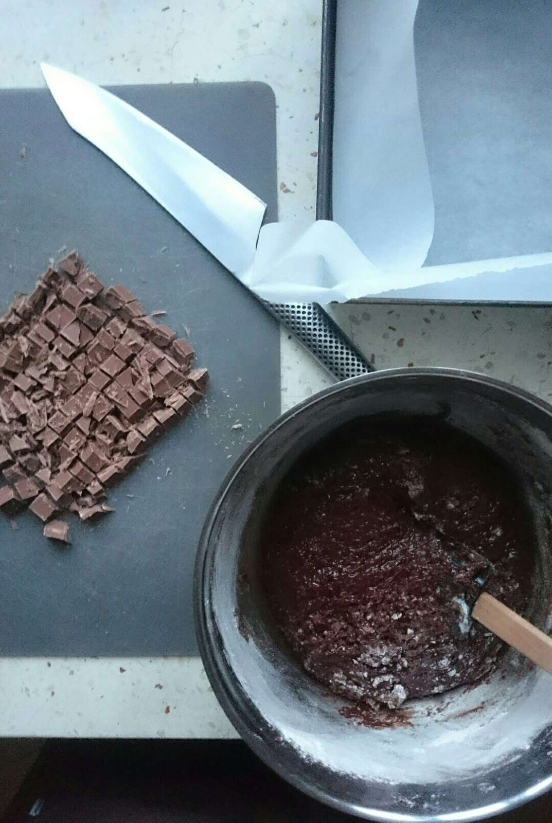 Food & Thoughts: A Year of Brownies