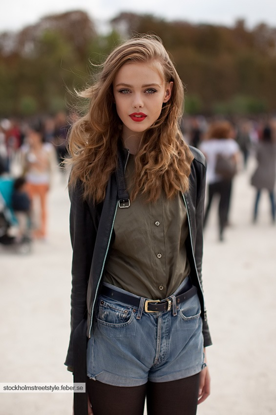 today i want to be...: frida gustavsson
