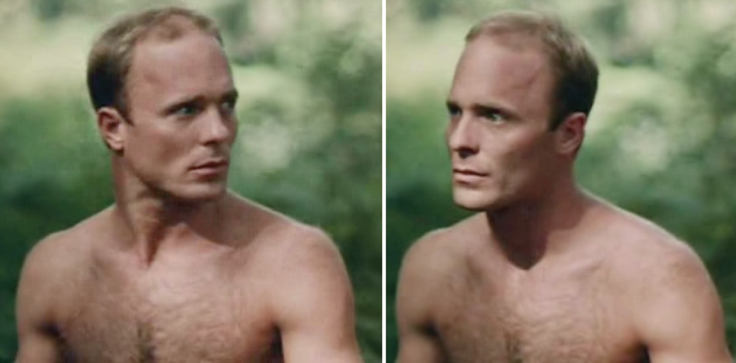 SHIRTLESS ACTORS : Edward Macliam shirtless wet hot pictures