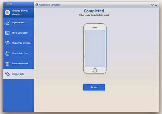 iphone 3g how to delete all contacts at once