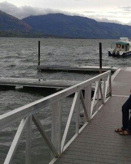 wisata batu akik danau singkarak