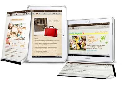5 Kecanggihan Samsung Galaxy Note 10.1 Dibandingkan iPad