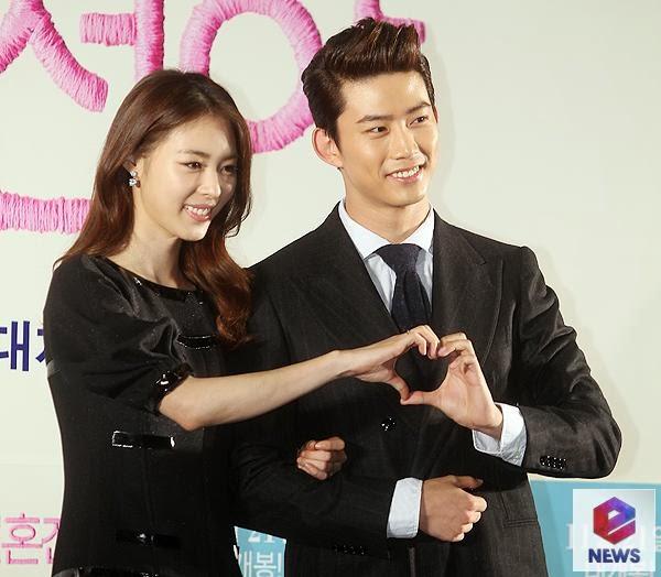 Taecyeon s Girlfriend is