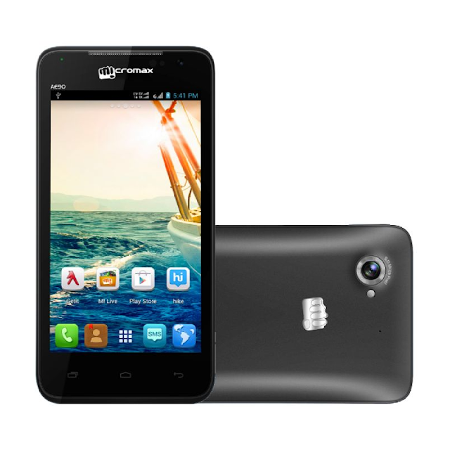 Micromax Canvas Duet