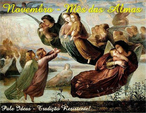 Novembro - Mês das Almas