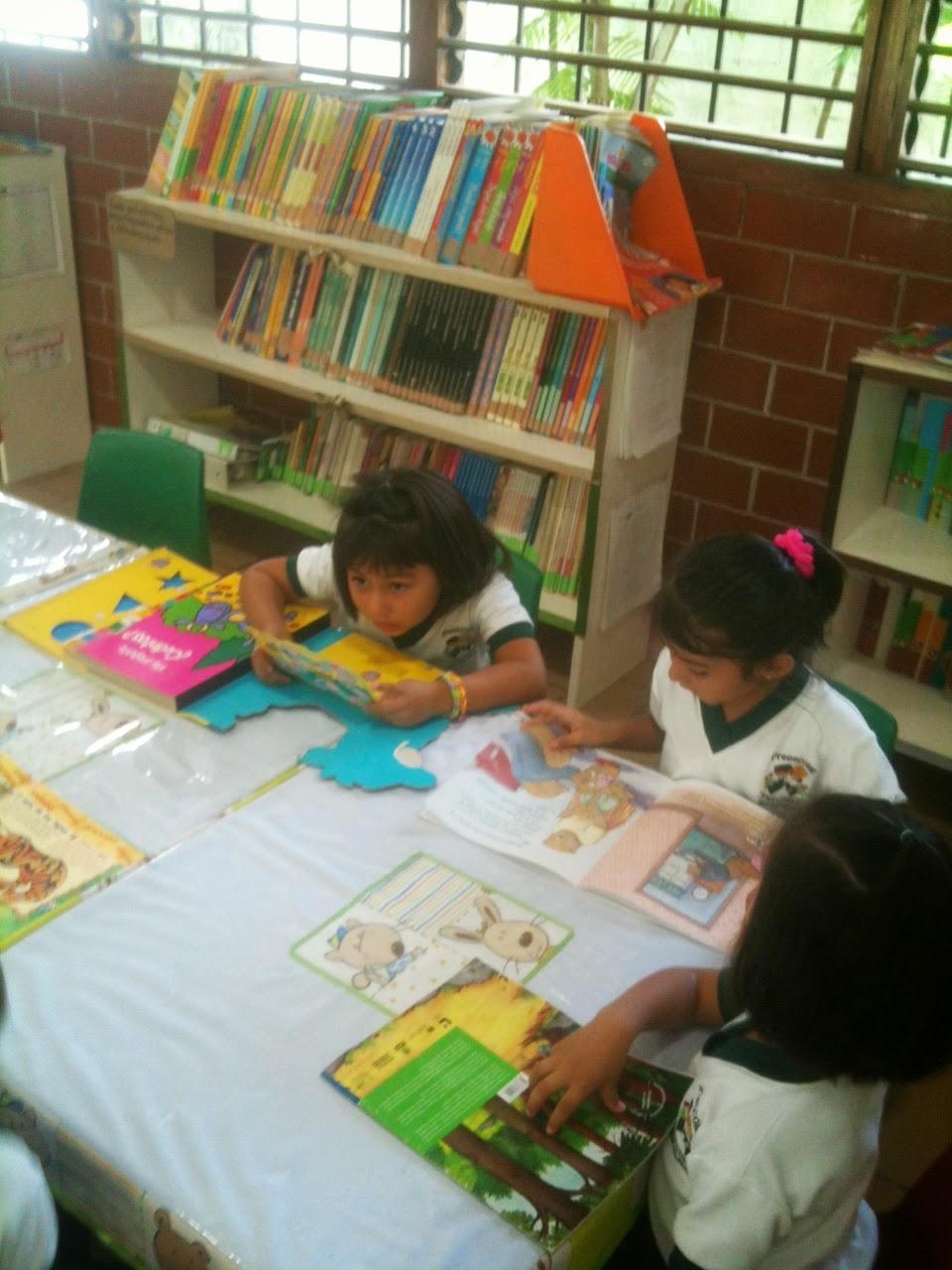 Jardin de ni os actividades para el fomento a la lectura for Actividades para ninos de jardin